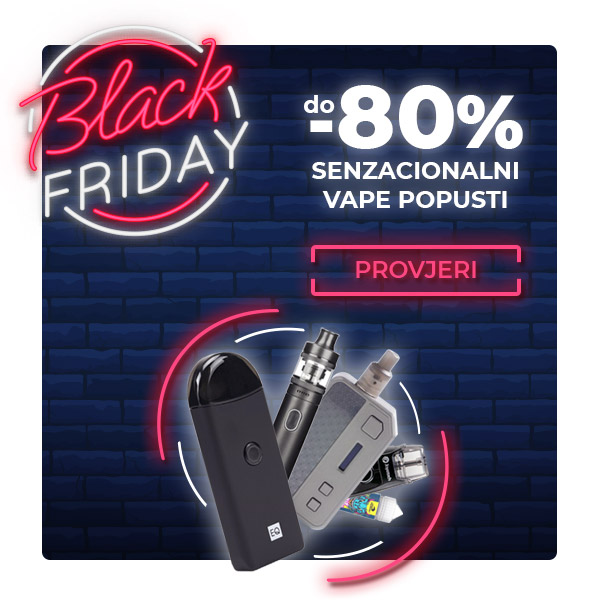 VapeShop - Black Friday