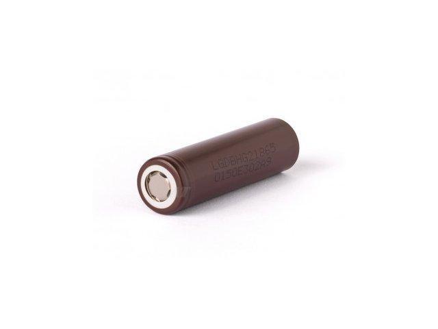 Baterija LG INR 18650, 3000mAh