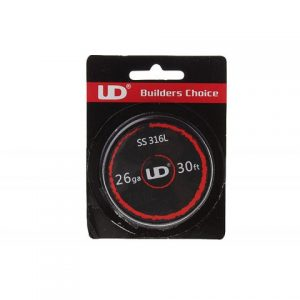 Žica UD SS316L 26AWG*30ft (0.4 mm)