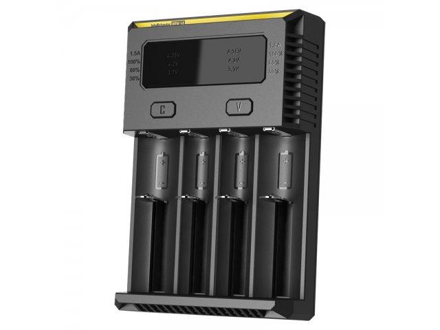 Punjač baterija NITECORE I4