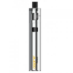 E-cigareta ASPIRE PockeX AIO, stainless steel