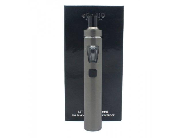 E-cigareta JOYETECH eGo AIO, brushed gunmetal