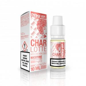 E-tekućina PINKY VAPE Charlotte, 0mg/10ml