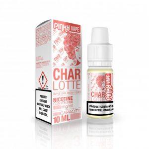 E-tekućina PINKY VAPE Charlotte, 6mg/10ml