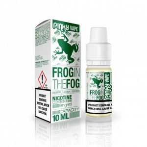 E-tekućina PINKY VAPE Frog In The Fog, 12mg/10ml