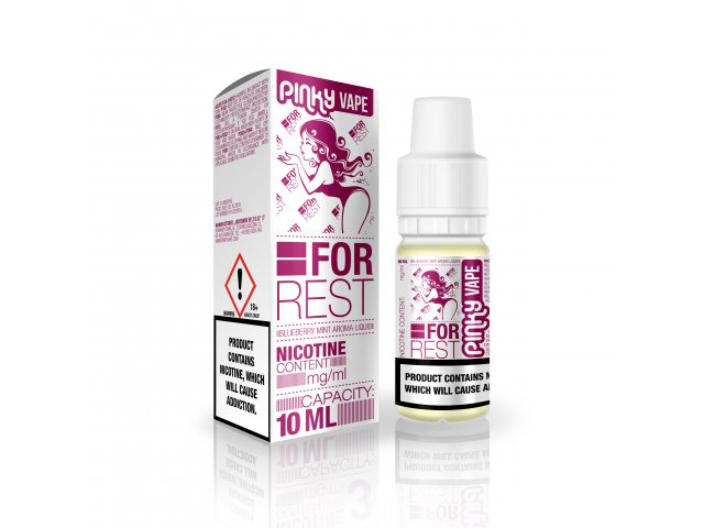 E-tekućina PINKY VAPE For Rest, 12mg/10ml