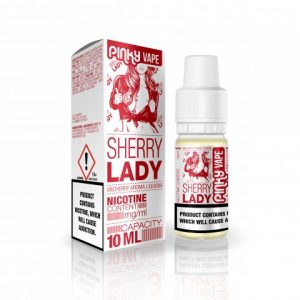 E-tekućina PINKY VAPE Sherry Lady, 12mg/10ml
