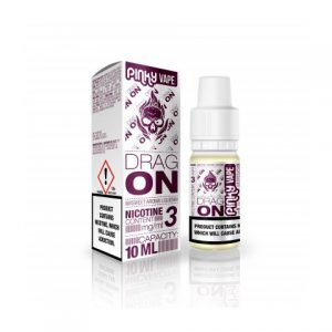 E-tekućina PINKY VAPE Dragon, 3mg/10ml