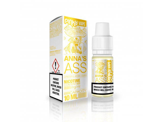 E-tekućina PINKY VAPE Anna's Ass, 6mg/10ml
