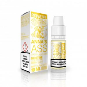 E-tekućina PINKY VAPE Anna's Ass, 18mg/10ml