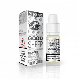 E-tekućina PINKY VAPE Good Sheep, 18mg/10ml