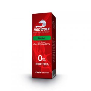 E-tekućina RED WOLF Perfect, 0mg/10ml