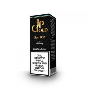 E-tekućina JP GOLD Bon Bon, 9mg/10ml