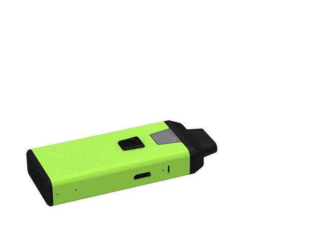 E-cigareta ELEAF iCare 2, greenery