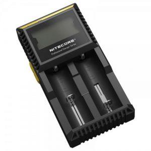 Punjač baterija NITECORE D2