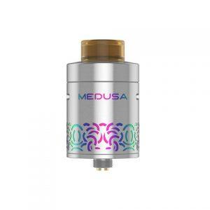 E-filter GEEKVAPE Medusa Reborn RDTA, silver