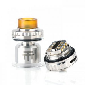 E-filter VANDYVAPE Triple 28 RTA, steel
