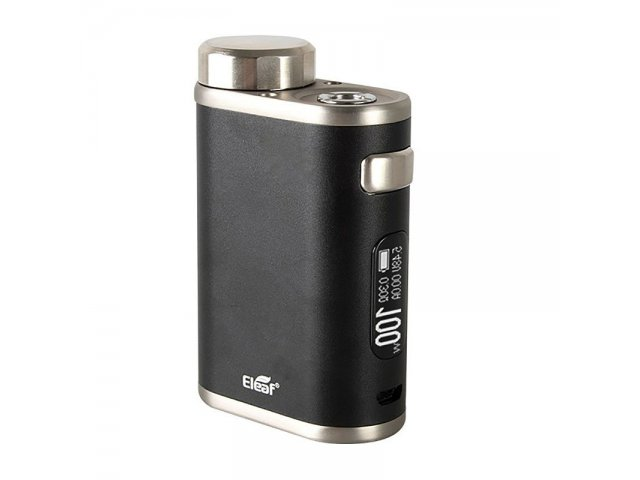 E-cigareta ELEAF iStick Pico 21700 mod, black