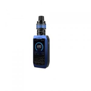 E-cigareta VAPORESSO Polar, black/blue