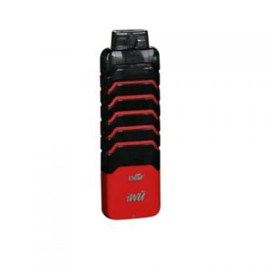 E-cigareta ELEAF iWu, black/red