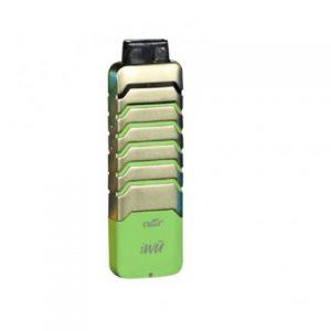 E-cigareta ELEAF iWu, gold/greenery