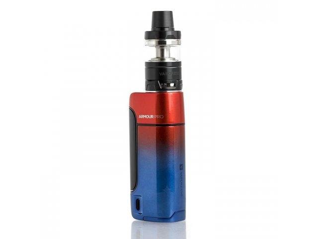 E-cigareta VAPORESSO Armour Pro, red/blue