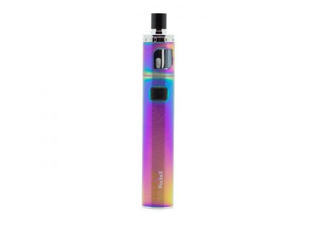 E-cigareta ASPIRE Pockex AIO, rainbow