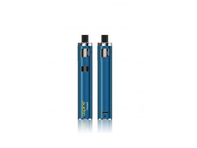 E-cigareta ASPIRE Pockex AIO, blue