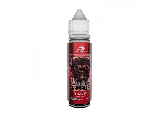 Shake&Vape RED WOLF Gambler 40/60ml