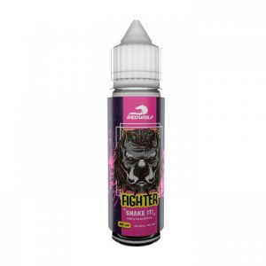 Shake&Vape RED WOLF Fighter
