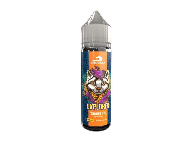 Shake&Vape RED WOLF Explorer 40/60ml