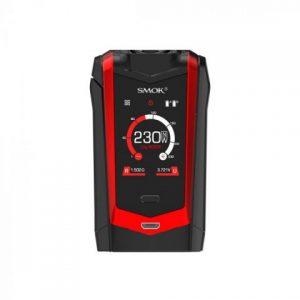 E-cigareta SMOK Species mod, black/red