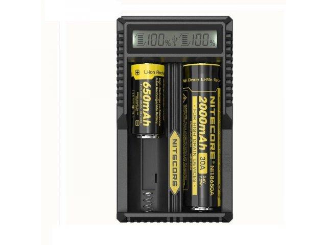 Punjač baterija NITECORE UM20