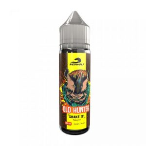 Shake&Vape RED WOLF Old Hunter 40/60ml