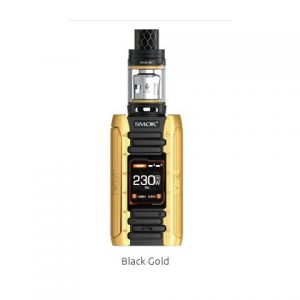 E-cigareta SMOK E-Priv, gold/black