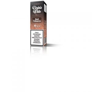 E-tekućina VIRGINIA WHITE Red Tobacco 18mg/10ml
