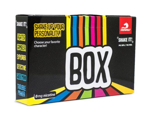 Shake&Vape RED WOLF BOX 6x10ml