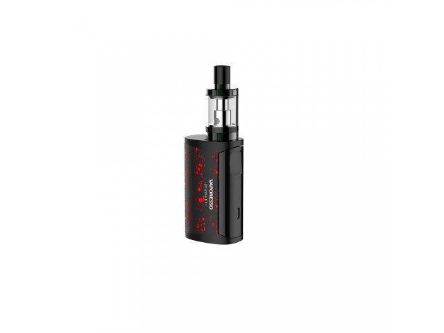 E-cigareta VAPORESSO Drizzle Fit, black/red