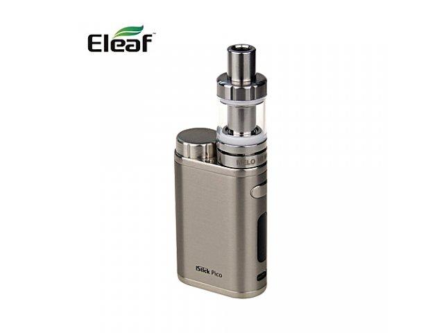E-cigareta ELEAF iStick Pico 75W, brushed silver