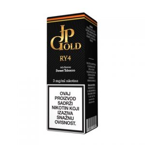 E-tekućina JP GOLD RY4/Just Right, 3mg/10ml