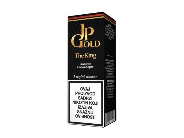 E-tekućina JP GOLD The King, 3mg/10ml