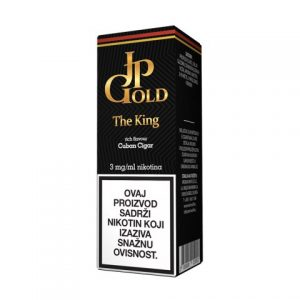E-tekućina JP GOLD The King, 3mg/10ml