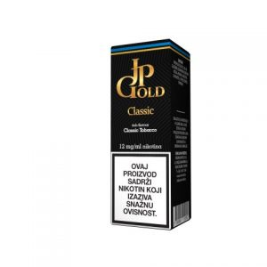 E-tekućina JP GOLD Classic, 12mg/10ml