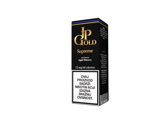 E-tekućina JP GOLD Supreme, 12mg/10ml