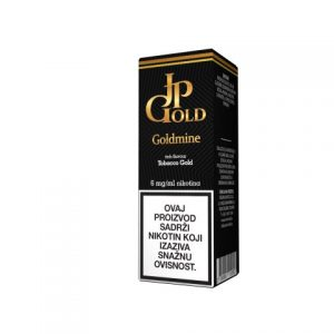 E-tekućina JP GOLD Goldmine, 6mg/10ml