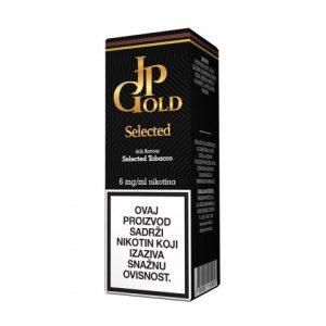 E-tekućina JP GOLD Selected, 6mg/10ml