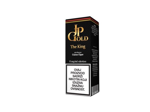 E-tekućina JP GOLD The King, 6mg/10ml