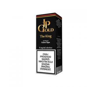 E-tekućina JP GOLD The King, 6mg/10ml