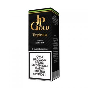 E-tekućina JP GOLD Tropicana, 6mg/10ml