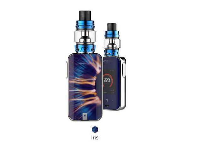 E-cigareta VAPORESSO Luxe, iris (8ml)